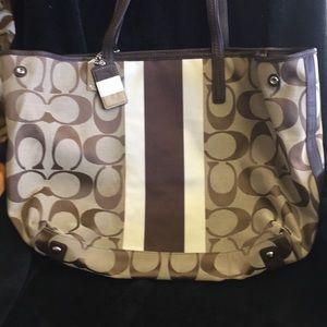 Coach large bag